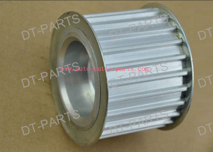 Cylindrical Hardware XLc7000 and Z7 Auto Cutter Parts Silver Pulley Idler  X-Axis 90102000