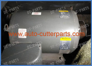 China Cylindrical GT5250 Cutter Spare Parts Grey  Vacuum Motor Baldor Cat No 054180000 To GT GGT Series distributor