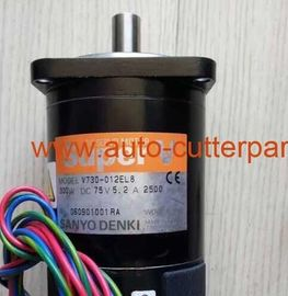 China Yellow Cylindrical GTXL Cutter Parts Dc Motor Assy X1 75v 300w W / Box Auto Cutter Parts 85917051 85917052 distributor