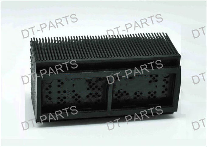 Industry Auto Cutter Bristle Brushes Black  For YIN Cutter Machine Parts